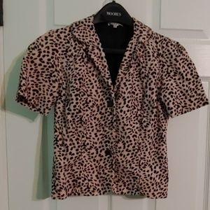 3 for $30 - Vintage cropped corduroy jacket